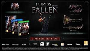 Lords of the Fallen - Limited Edition (PS4) £12.98 (Prime) £14.97 (Non Prime) @ Amazon