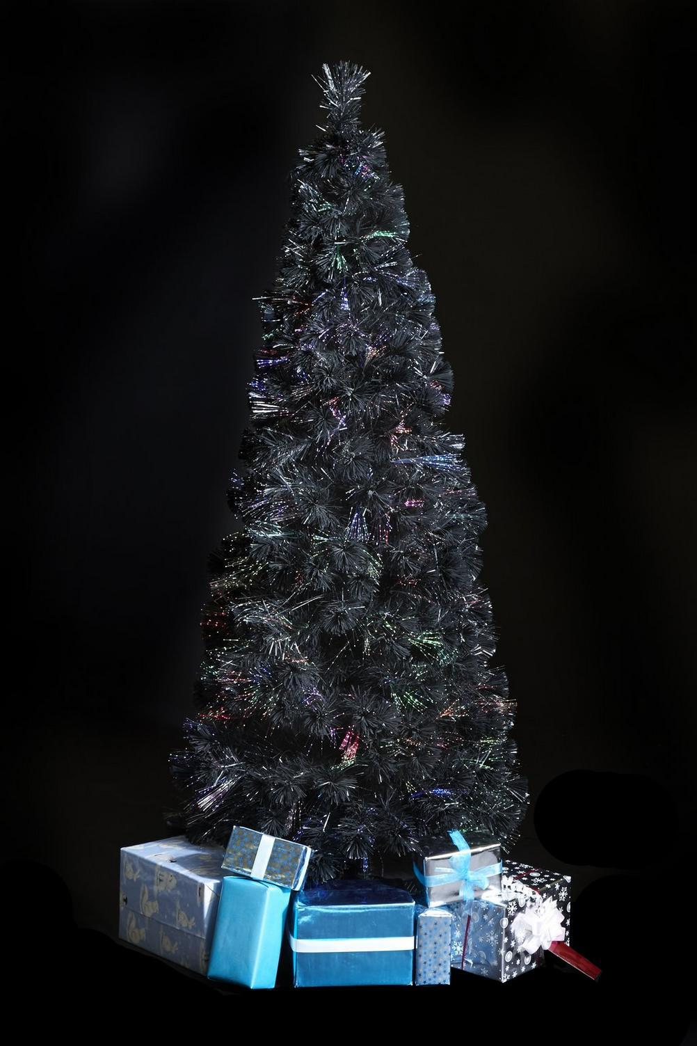 "71""/180cm Lit Colour Changing Fibre Optic Christmas Tree - £28.99 Delivered @ Studio"
