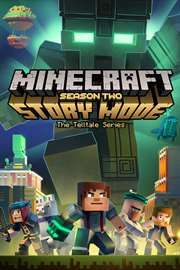 Minecraft: Story Mode - Season Two (Available on PC, OS - Windows 10,  Capabilities  - Xbox Live) - £4.19 @ MS Store