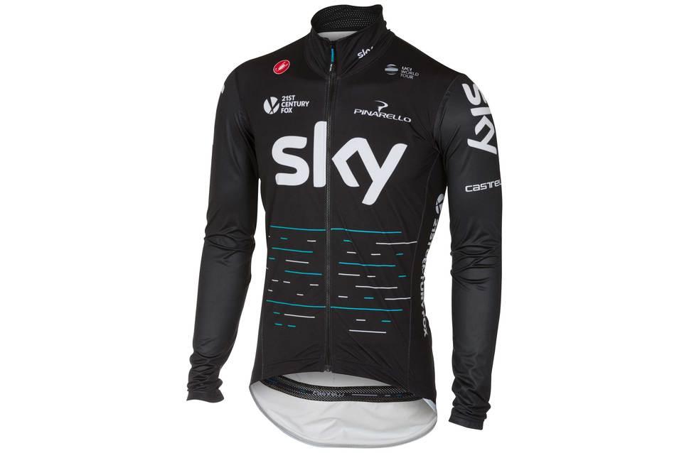 Castelli Team Sky Pro Fit Light Rain Jacket - £69.99 @ Evans Cycles