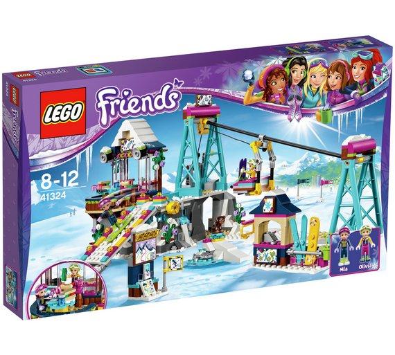 LEGO Friends Snow Resort Ski Lift - 41324 - £39.99 @ Argos