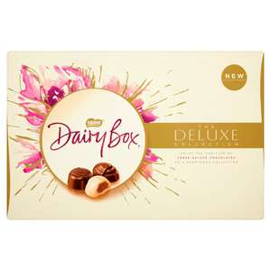 Dairy Box The Deluxe Collecttion £4 for 400g  Mccolls Exeter ( Maybe national) - £4