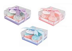 12x CupCake Bath Bomb fizzlers. Great deal - £12.99 (Prime) £16.98 (Non Prime) @ Sold by Invero and Fulfilled by Amazon