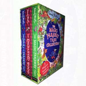 The magic faraway tree 3 book collection boxset - £5 instore @ Tesco (Bar Hill)