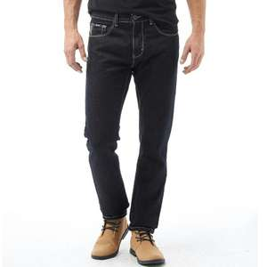 Feraud Mens 5 Pocket Reg Slim Fit Jeans Rinse Wash - £24.99 + £4.49 Delivery @ M&M Direct