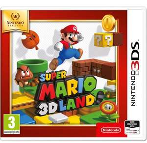 Super Mario 3D Land for Nintendo 3DS and 2DS - £12.95 @ TGC