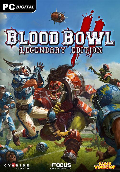 Blood Bowl 2 Legendary Edition PC - £29.99 @ GamesPlanet