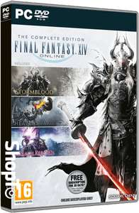 Final Fantasy XIV Complete Edition with 30 days gametime (PC - Physical Copy) - £18.85 @ ShopTo