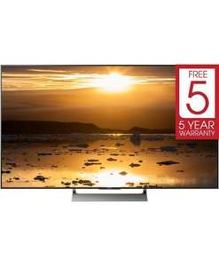 Sony KD55XE9005BU FALD HDR TV (Black) - £1079 @ PowerDirect