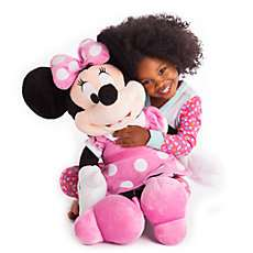 Disney Store Large Soft toys with free personalisation reduced from £49.99 to £20 (£3.95 Delivery)