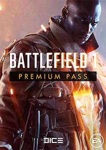 Battlefield 1 Premium Pass (PC) £16.00 - EA Origin Download @ Amazon