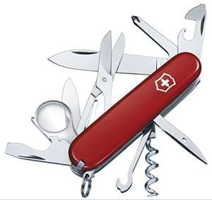 Victorinox Explorer Swiss Army knife red £22.50 @ Amazon