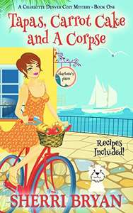 Sherri Bryan. Tapas, Carrot Cake and a Corpse. FREE. Kindle edition. Save £6.57 on print list price.