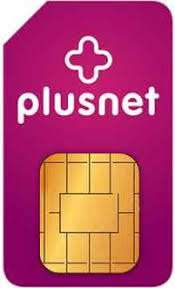 5GB 4G Data - 2500 Minutes - Unlimited Texts - 30 Days Sim @ Plusnet Mobile (uSwitch Exclusive) £10 Month