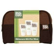 Bulldog skincare kit and bag. £5.62 @ Tesco