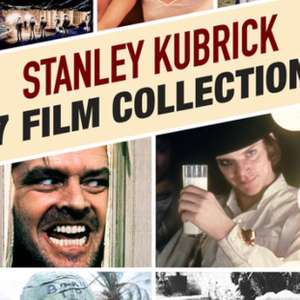 Stanley Kubrick: 7 Film Collection - £14.99 (HD) on iTunes