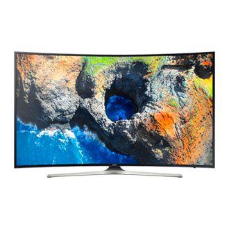 "65"" MU6220 Curved Ultra HD certified HDR Smart TV - SAMSUNG UK £999"