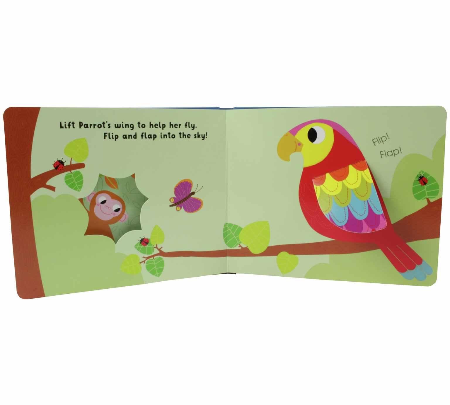 Baby story book £1.29 @ Argos