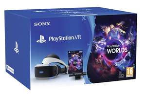 PlayStation VR starter pack €283.08 delivered @ Amazon Italy