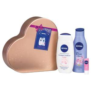 Up to 60% Off Nivea Gift Sets, prices from £3.25 @ Amazon