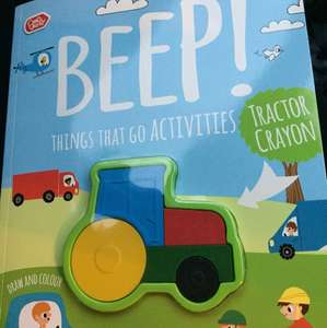 Chad valley Beep book 79p @ Argos