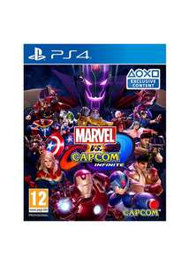 Base.com - Marvel vs Capcom Infinite (PS4) £19.85 at Base