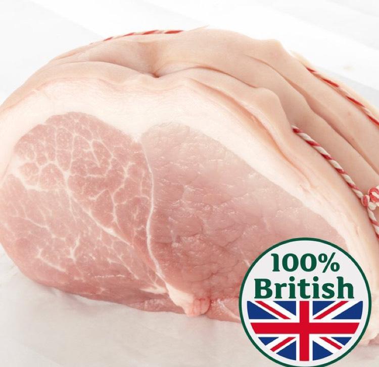 British leg of pork - £3 per Kg @ Morrisons