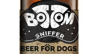 Bottom Sniffer Beer For Dogs at Aldi £2.49 for 330ml - Non-alcoholic, non-sparkling