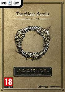 The Elder Scrolls Online GOLD EDITION PC -£9.99 GAME