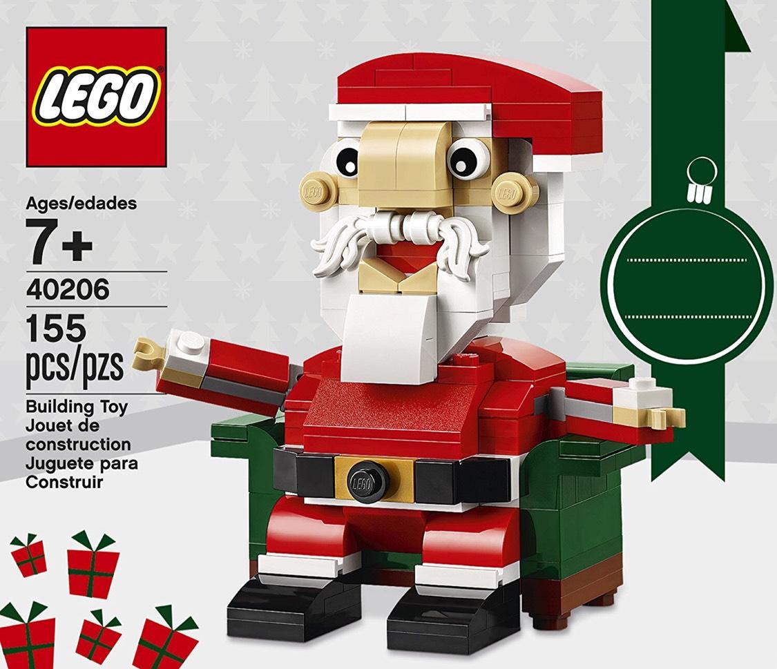 Lego Santa 40206 £9 instore only @ Tesco Aston Lane (Birmingham)