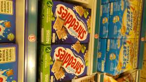 Frosted Shreddies 500g £1 instore at Poundland