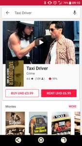 Taxi driver UHD on Google play for 3.99
