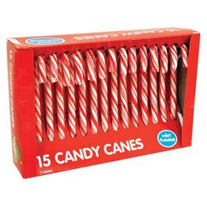 15x Candy Canes for £1 @ Poundworld