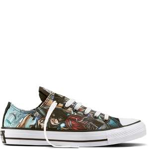 Converse Chuck Taylor All Star DC Comics Batgirl Trainers £29.99 delivered with code EXTRA25 @ Converse