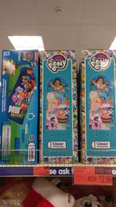 Clever Sleeping Bag Paw Patrol / My Little Pony 2-5 years B&M bargains