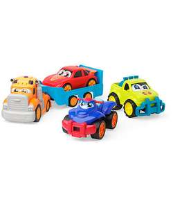 Mothercare Lights and Sounds Happy Trucks Set was £60.00  you save: £30.00 now £30.00