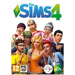 Sims 4 - PC - Digital Download £17.50 @ Game