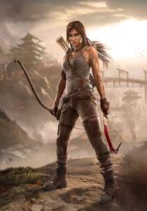 Rise of the Tomb Raider PC £9.99 - less after 5% Facebook