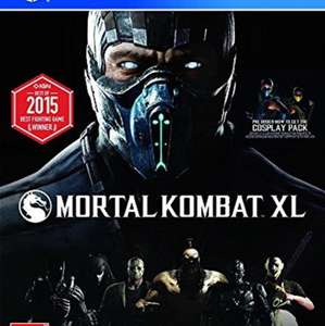 Mortal Kombat XL PS4 £14.85 @ Base