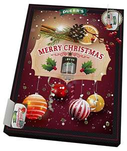 50% Off Duerr's Jam & Marmalade Advent Calendar £5 Prime / £9.75 Non Prime @ Amazon