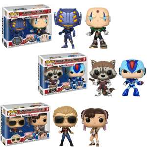 3 Funko Pop figures / packs for £25 - Includes some twin packs + Player Points @ 365Games