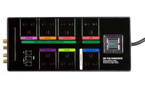 Monster High Definition HDP 750G 7 SOCKET Surge protector extension Power Center £18.98 @ Groupon