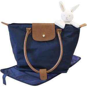 Suncrest Navy Tote changing bag £7.96 Toys R Us