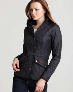 Oldrids Advent Calendar, Day3, Barbour Ladies Cavalry Jacket £99