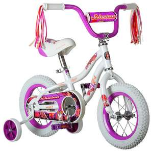 "Schwinn 12"" Tigeress Smart Start Bike £44.96  Toys R Us"