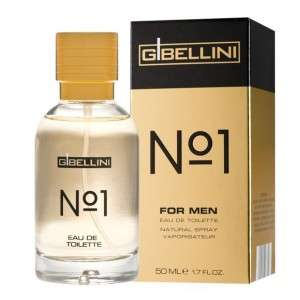 Paco Rabanne 1 Million Knockoff - Gibellini No1 For Men, EDT 50ml, In Store @ Lidl - £3.99