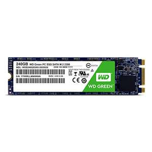 WD Green 240GB M.2 SSD £73.04 @ Amazon