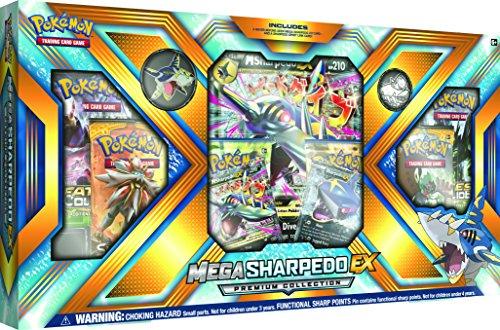 Pokemon Mega Sharpedo-EX Premium Collection £21.99 @ Fun Collectables fulfilled by Amazon