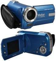 8.1MP Digital Camcorder - Blue - Free Delivery £13.79 @ CPC