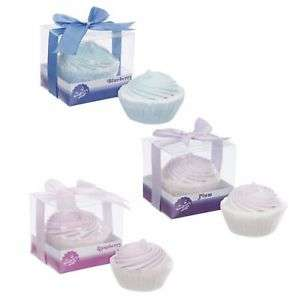 CupCake Bath Bombs in 3 Flavours £5.69 @ ebay / plusoneaccessories